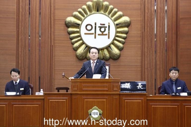 나주시, 한전공대 지원 동의안 시의회 수정·가결