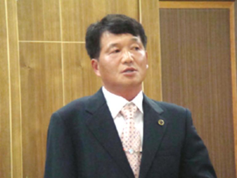 조준성,화순농협 조합장 출마 선언
